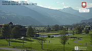 Webcam Uderns im Zillertal - Golfplatz
