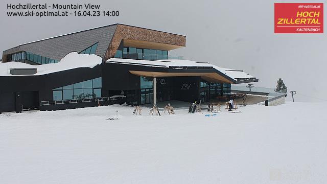 Hochzillertal Hochfügen - Schnee-Express