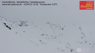 Hochzillertal - Wedelhuette / Wedelexpress